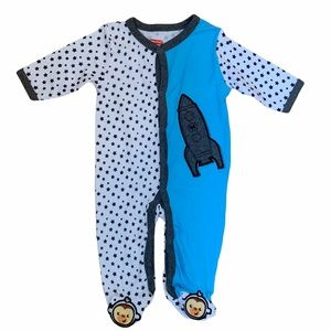 3/$15 Fisher Price Infant Sleeper Size 3-6m